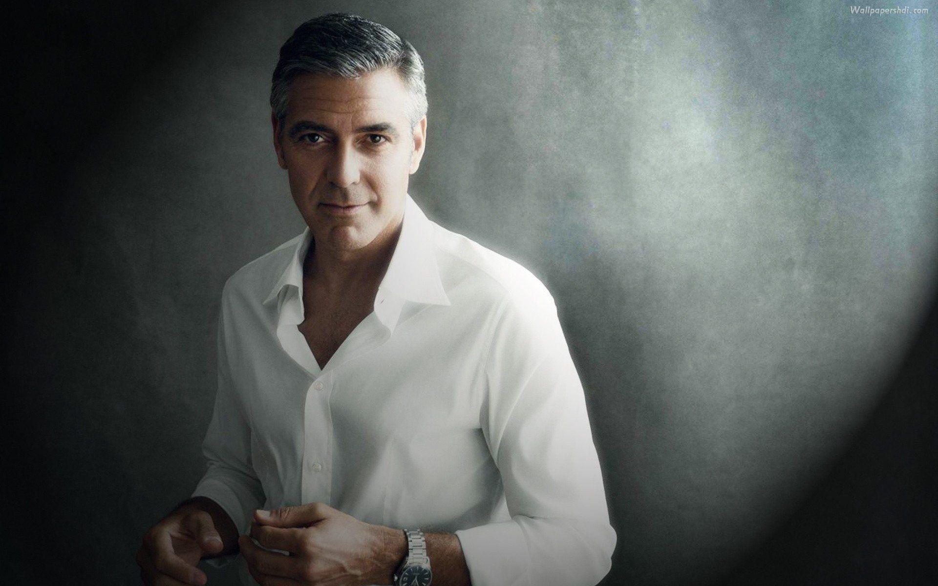 George Clooney không gói gọn bản thân trong mảng diễn xuất và vẻ đẹp của gã Don Juan nước Mỹ từng là chuẩn mực của biết bao cô gái
