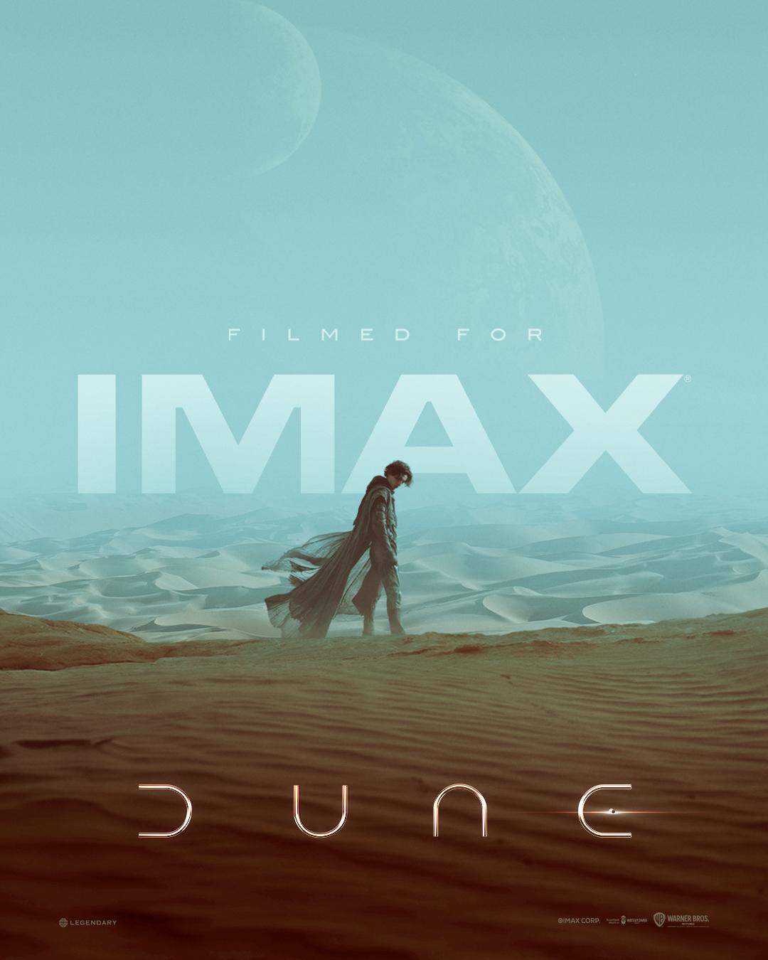 9 - Dune IMAX