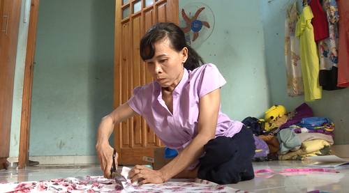 Chị Nguyễn Thị Nhi